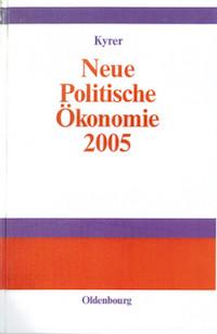 Neue Politische Ökonomie